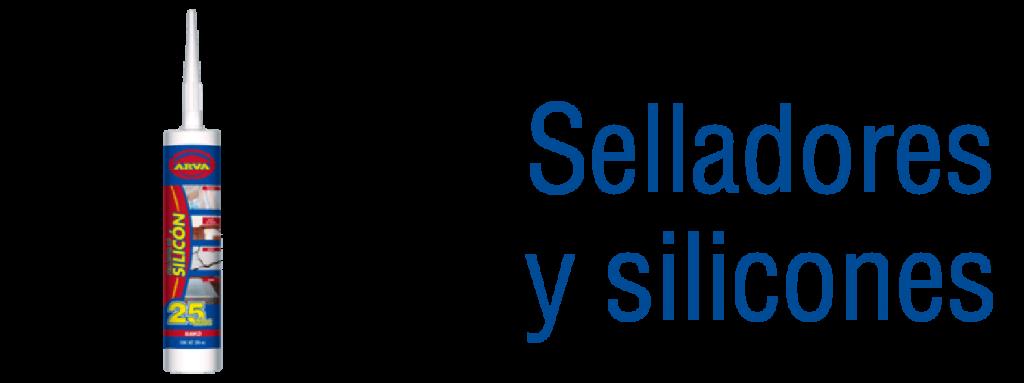Selladores y silicones